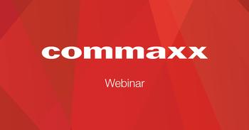 Commaxx webinar